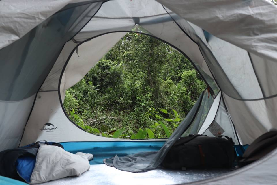 Day 1: Camping at the Wildlife Sanctuary