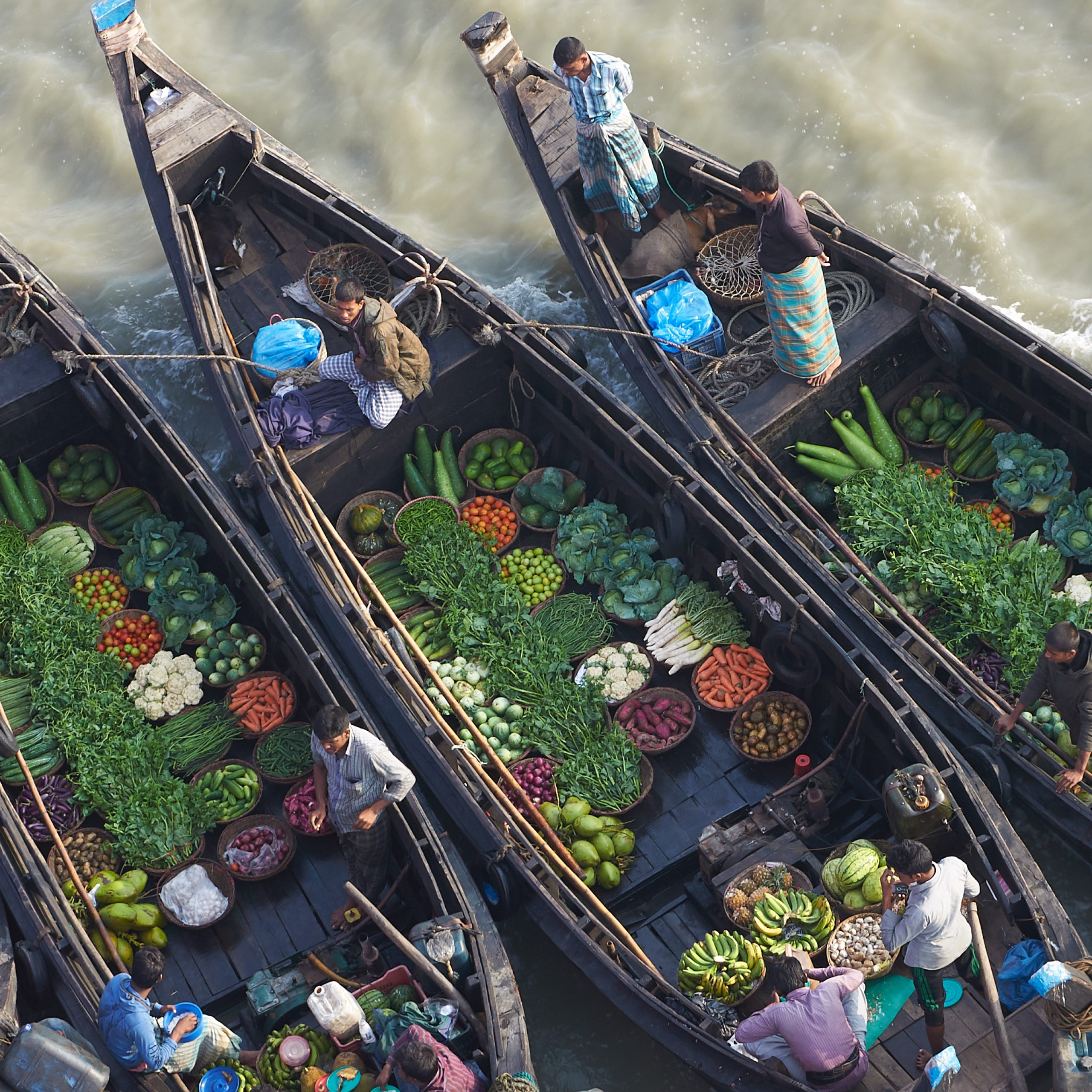Day 1: Experience Floating Market